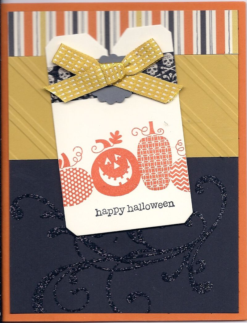 Halloween Happiness Stamp Set_witches BrewDSP