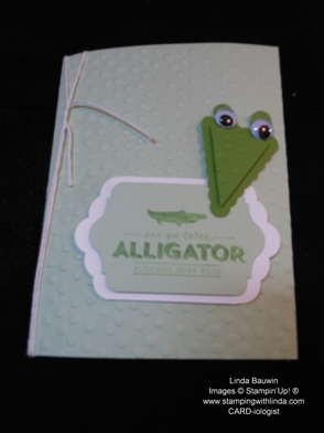 Sale-a-Bration_See You Later Alligator