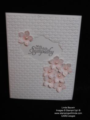 Petite Petals Bundle_Sympathy Card