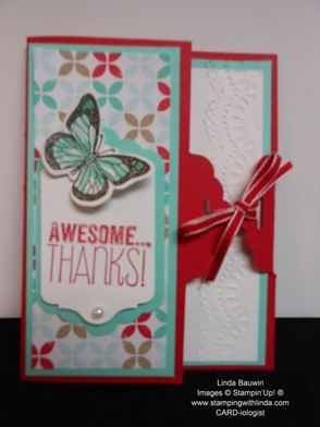Scalloped TagTopper Side-Fold Card_Stampin' Up!