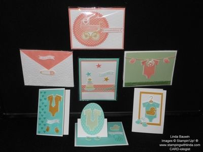 Something for Baby_Stamp of the Month Kit