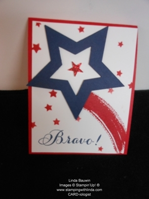 Bravo Card_4th of July Card