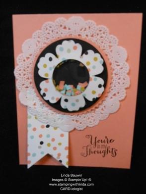 Shaker Card_Fringe Scissors
