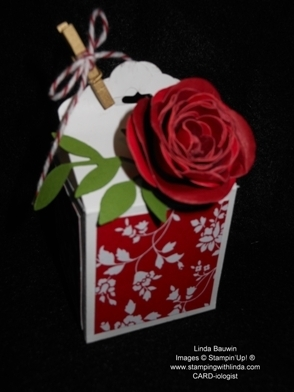 Rose Box_Scalloped Tag Topper Punch