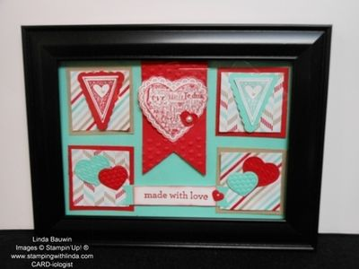 Love Sampler_Stampin Up