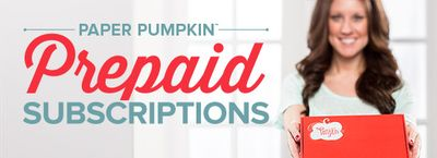 Prepaid PAper Pumpkin
