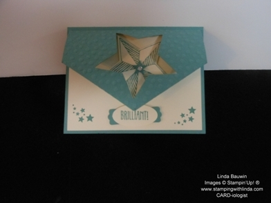 Be The Star Creative Fold Card_Video Series