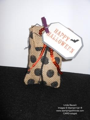 50% Off Paper Pumpkin_Halloween Bags