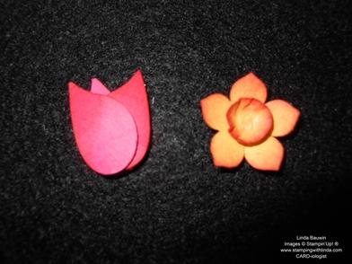 Punch Flowers_Linda Bauwin