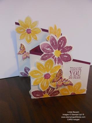 Double Cascading Card_Linda Bauwin