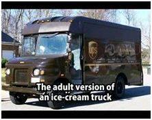 UPS Truck_Linda Bauwin