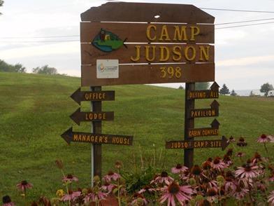 Camp Judson Linda Bauwin