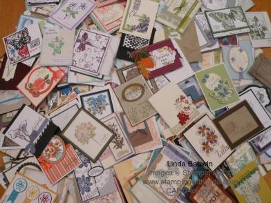 Sympathy Cards Linda Bauwin