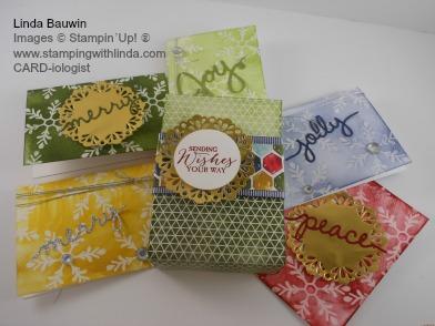 Box of Note Cards Linda Bauwin