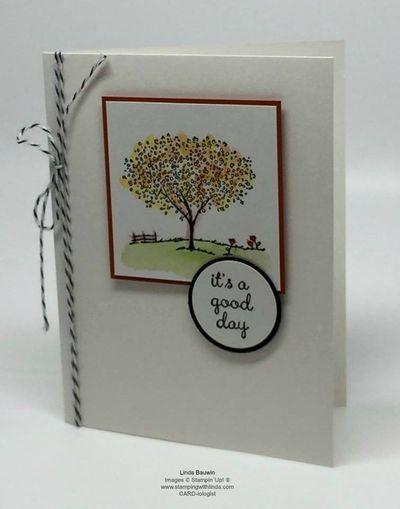 Happy Home Stamp Set Linda Bauwin
