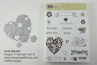 Bloomin Love Bundle Linda Bauwin