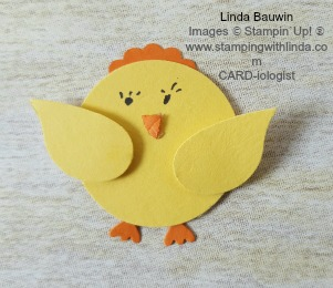 Little Chick Linda Bauwin