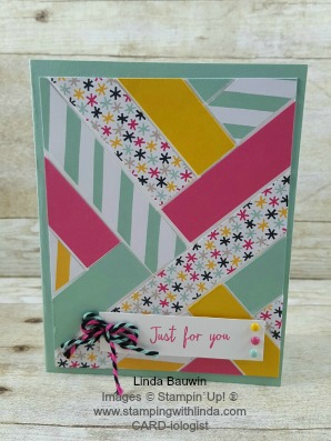 It's My Party Designer Series Paper Linda Bauwin