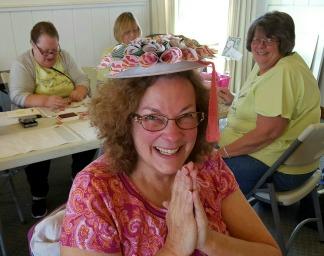 Retreat Wreath Linda Bauwin