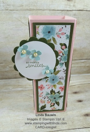 Tower Card Linda Bauwin