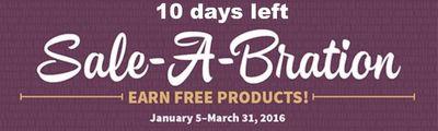 10-Days Left SAB Linda Bauwin
