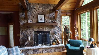 #fireplace #lindabauwin