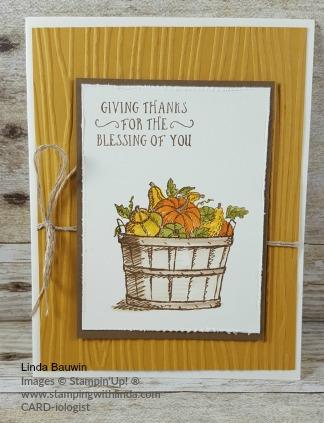 #thankfulcard #lindabauwn