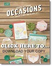 2017 Occasions Catalog #lindabauwin