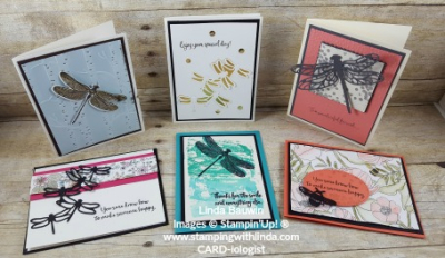#dragonflydreams #stampofthemonth #lindabauwin