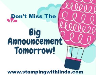 #bigannouncement #lindabauwin