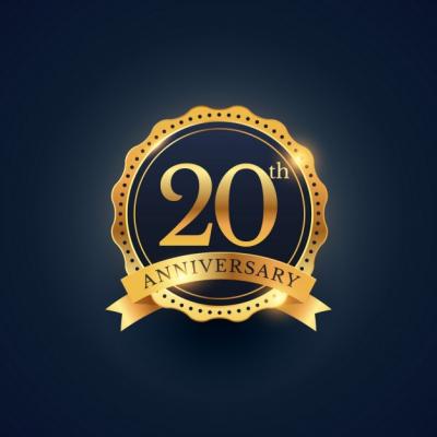 #20thanniversary #lindabauwin
