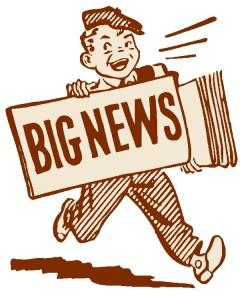 #bignews #lindabauwin