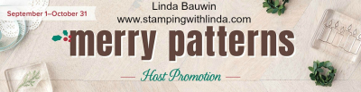 #merrypatterns #hostpromotion #lindabauwin