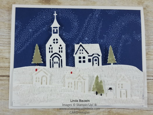 Hometown greetings edgelits dies stamping with linda m4hsunfo