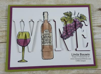 #halffull #winecard #lindabauwin