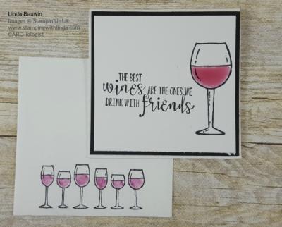 #wineanddfriends #lindabauwin