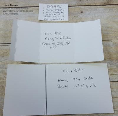 #boxinacard #lindabauwon