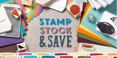Stamp Stock & Save