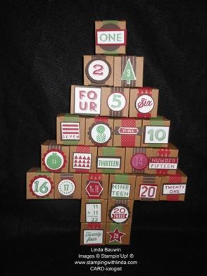 Advent Tree Box_Linda Bauwin