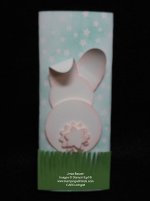 Bunny Candy Bar Wrapper_Linda Bauwin