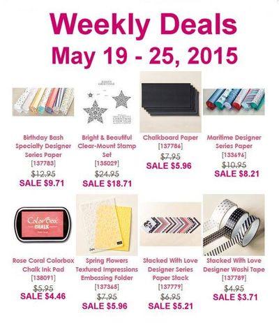 Weekly Deals_Linda Bauwin