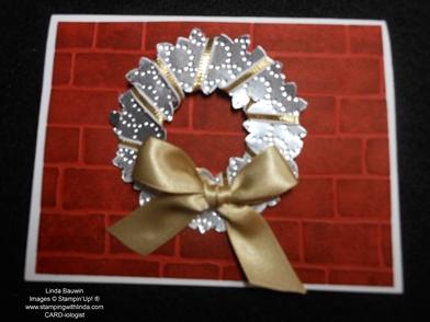 Foil Wreath_Linda Bauwin