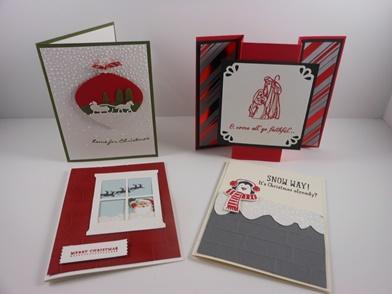 Christmas Cards Linda Bauwin