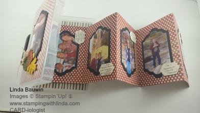 Travel Case Album Linda Bauwin