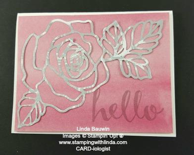 Perfectly Artisitic Designer Paper Linda Bauwin