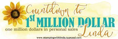 First Million Dollar Linda Bauwin