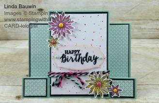 Grateful Bunch Stamp Set Linda Bauwin