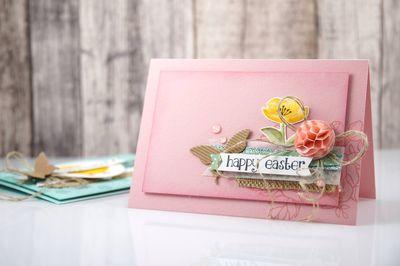 Artisian Happy Easter Linda Bauwin