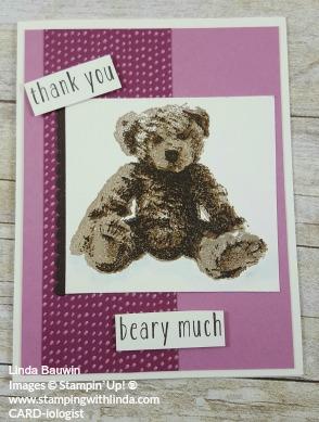 #bearhugs #lindabauwin