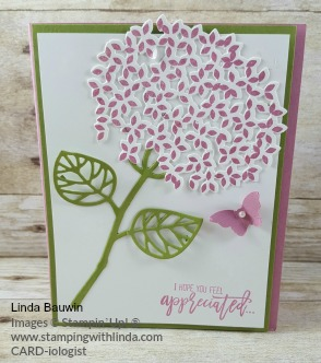 #hydrangeathoughtbranches #lindabauwin